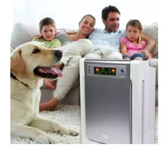 best place to put air purifier