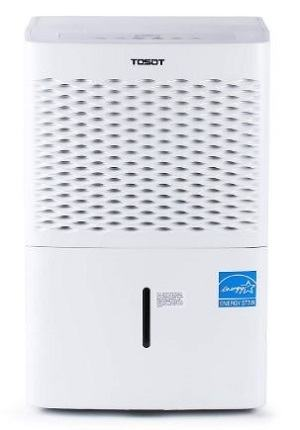 TOSOT Energy Star Dehumidifier with Pump