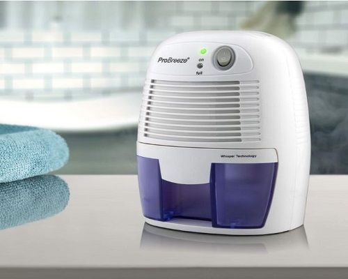 Thermoelectric Dehumidifiers