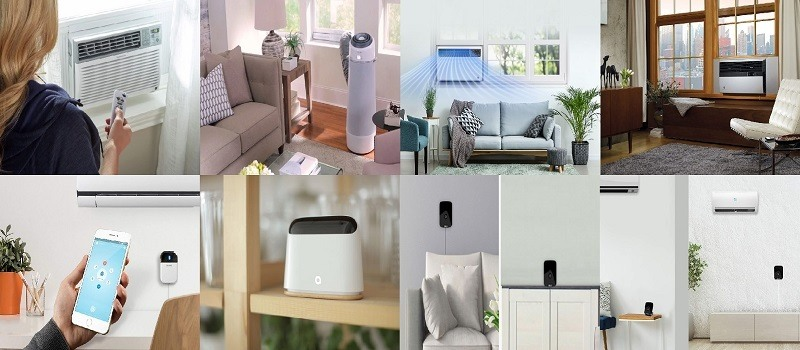 Smart Air Conditioners & Controllers
