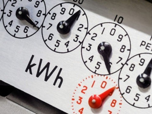Electricity (Watts) of AC