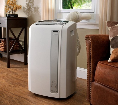 Best 12,000 BTU Portable Air Conditioner: DeLonghi America Whisper Cool