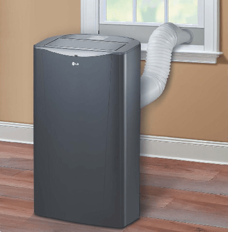 How to correctly size a portable air conditioner coolandportable lg portable ac fandeluxe Choice Image