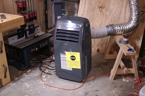 Garage Portable AC