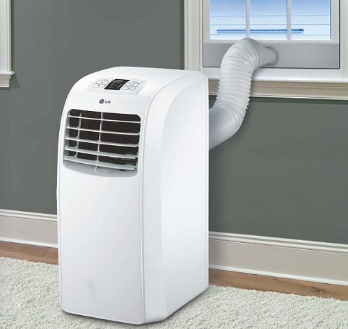 LG Electronics LP0814WNR Portable Air Conditioner