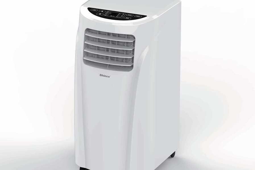 Shinco YPL3-10C 10,000 BTU Portable Air Conditioner