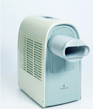 Friedrich 8,000 BTU Compact Portable Room Air Conditioner Review