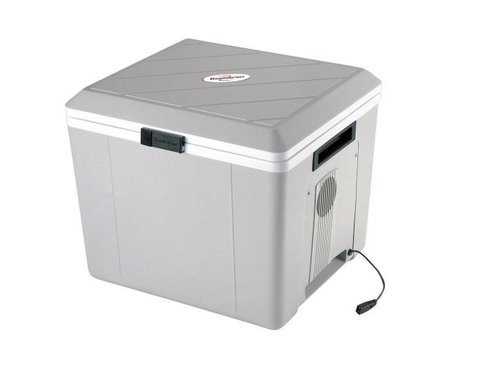 Koolatron Grey Voyager Cooler