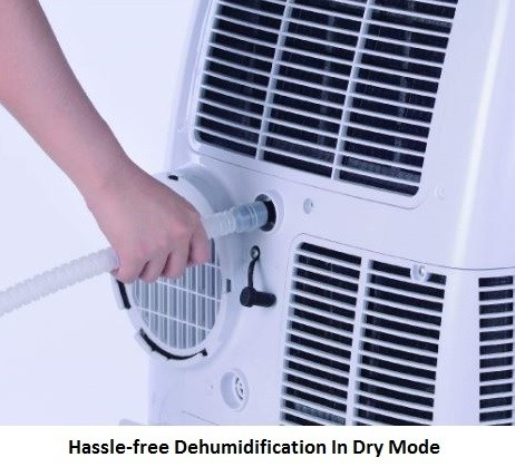 Honeywell dehumidification