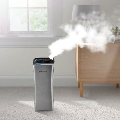 Oreck 2-in-1 HEPA Air Purifier