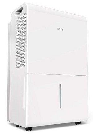 hOmeLabs 1,500 sq. ft. Energy Star Dehumidifier