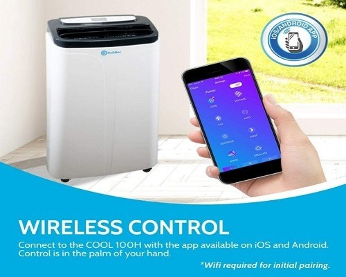 wifi enabled air conditioner