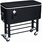 Rio Brands Rolling Party Cooler
