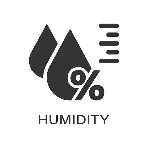 check humidity levels