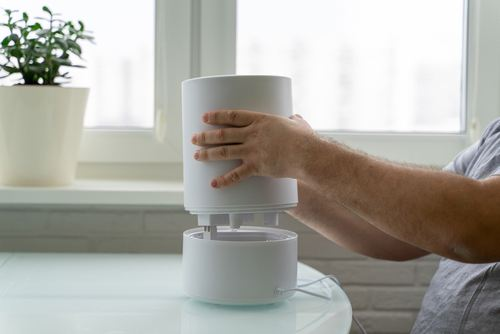 can you use humidifier without filter
