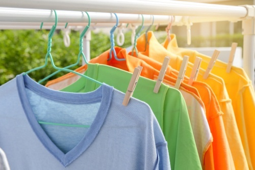 dehumidifier for drying clothes