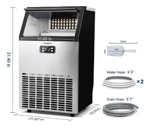 best under counter ice maker reviews
