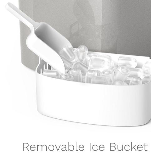 portable ice maker that makes sonic ice